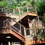 knotty-redwood-stairs-tri-level
