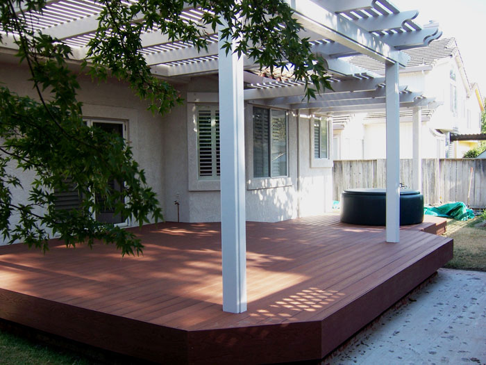 Windsor CA Deck and Patio Cover Sonoma County